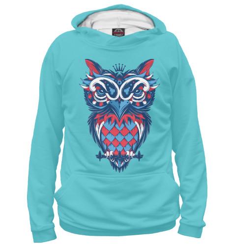 Худи Print Bar Owl Art футболка print bar dark owl