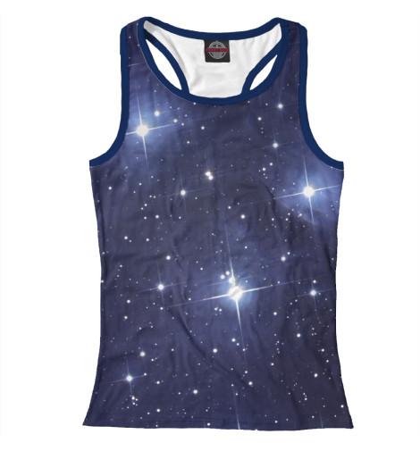 Майка борцовка Print Bar Звездное Небо картленд барбара звездное небо гонконга
