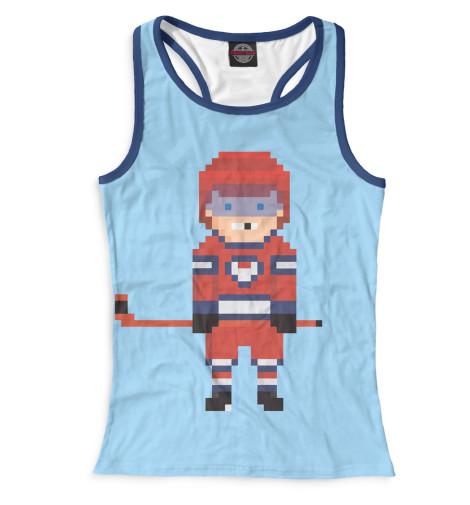 Купить Майка для девочки Хоккей HOK-552823-mayb-1