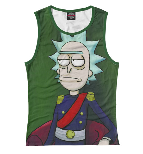 Купить Женская майка Rick and Morty RNM-417168-may-1