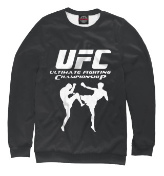 Женский свитшот Ultimate Fighting Championship