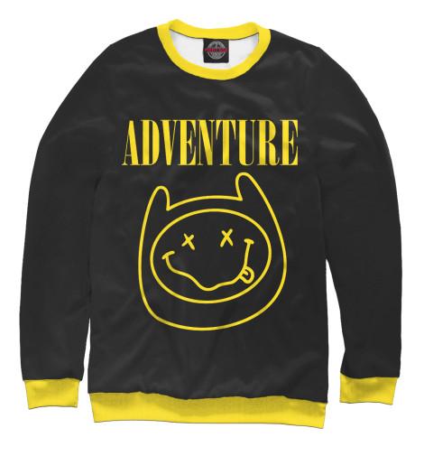 Свитшот Print Bar Adventure Finn худи print bar adventure fiction