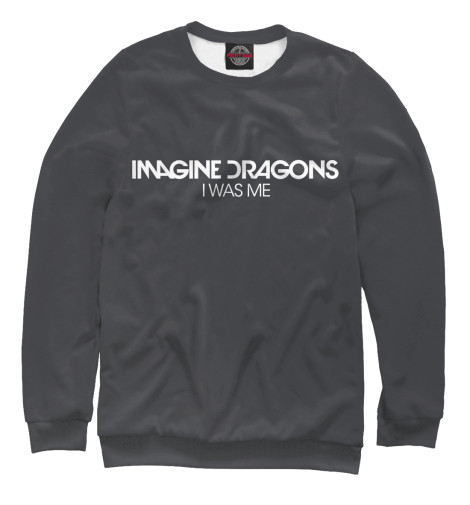 Свитшот Print Bar Imagine Dragons свитшот print bar imagine dragons believer