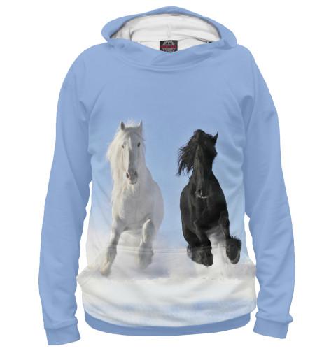 Худи Print Bar Пара лошадей худи print bar пара оленей