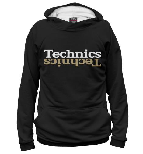 Худи Print Bar Technics technics technics rp dj1215e s