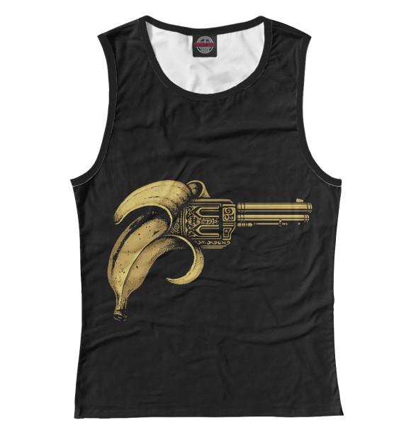 Купить Женская майка Банановый пистолет MIN-558836-may-1