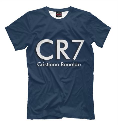 Футболка Print Bar Cristiano Ronaldo CR7