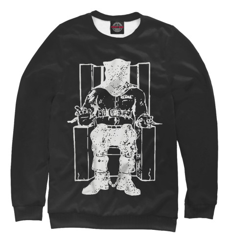 Купить Мужской свитшот Death Row 2PA-924979-swi-2