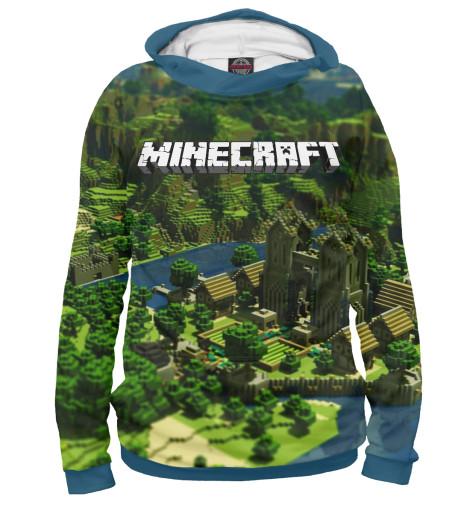 Женское худи Minecraft