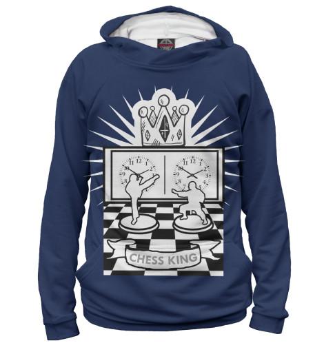 Худи Print Bar Chess King худи print bar cs go asiimov black