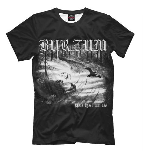 Фото - Футболка Print Bar Burzum burzum burzum anthology 2 lp