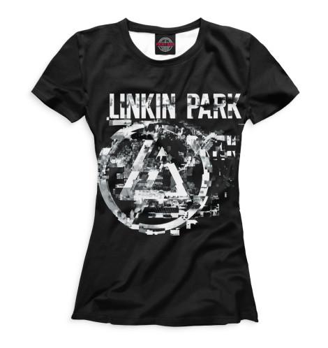 Купить Женская футболка Linkin Park LIN-179196-fut-1