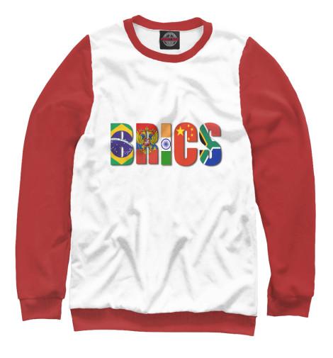 Купить Свитшот для девочек Брикс VSY-869163-swi-1