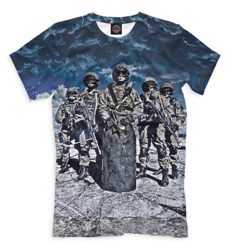 Купить Мужская футболка Вежливые люди VZL-779065-fut-2