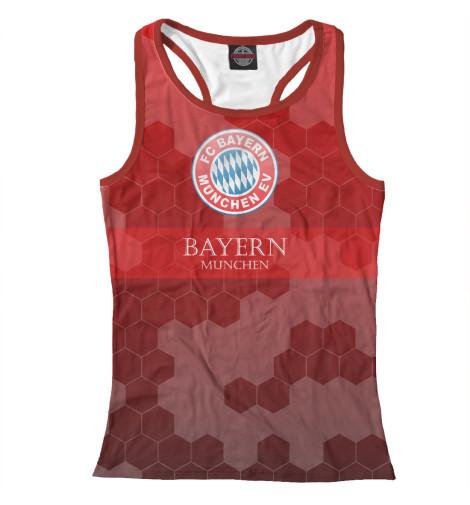 Майка борцовка Print Bar Bayern Munchen майка борцовка print bar speak