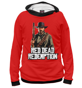 Женское худи Red Ded Redemption