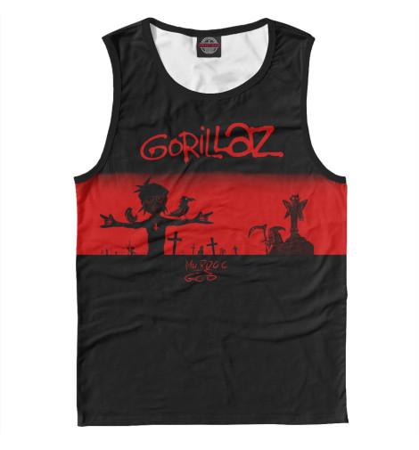 Купить Майка для мальчика Gorillaz GLZ-446229-may-2