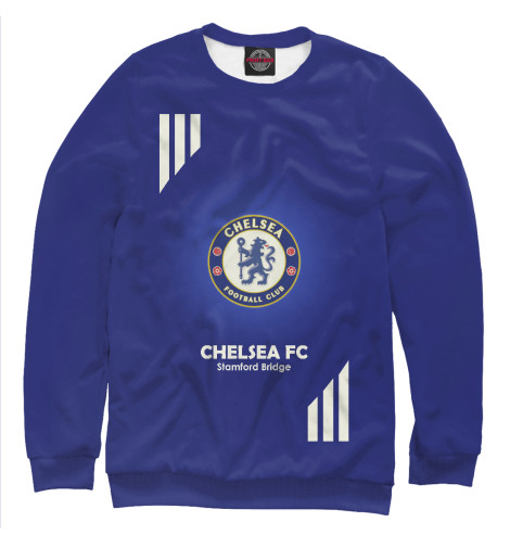 Купить Женский свитшот FC Chelsea CHL-796077-swi-1