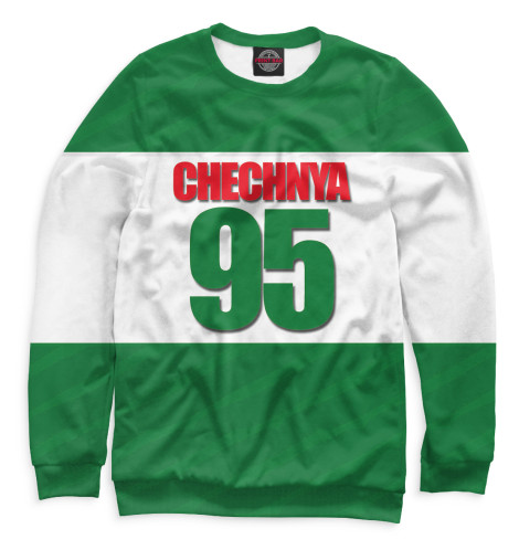 Купить Женский свитшот Чечня CHN-712626-swi-1