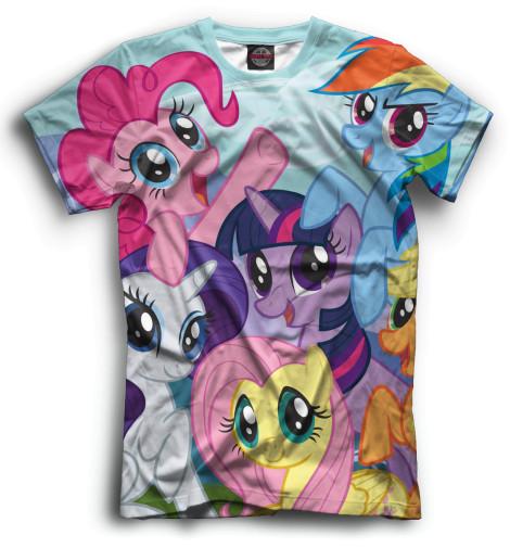 Мужская футболка My Little Pony