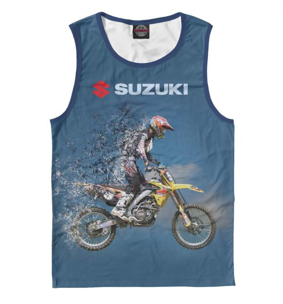 Купить Майка для мальчика Suzuki MTR-404343-may-2