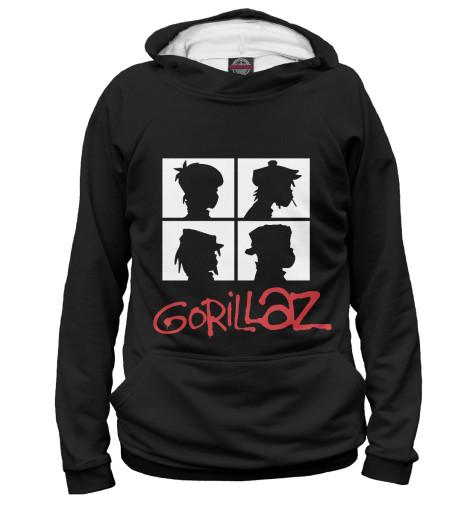 Купить Женское худи Gorillaz GLZ-547914-hud-1
