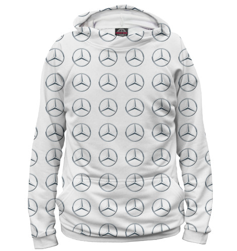 Женское худи Mercedes-Benz