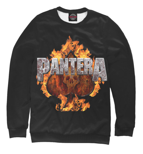 Свитшот Print Bar Pantera Spades of Fire свитшот print bar pantera skull and snake