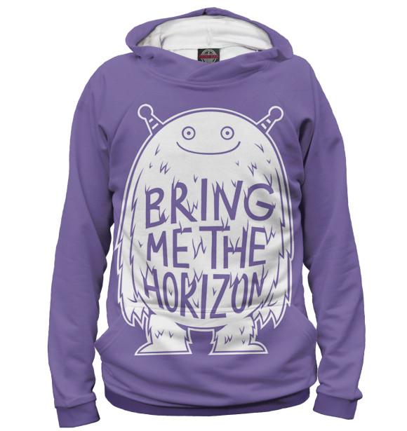 Купить Женское худи Bring Me The Horizon BRI-754972-hud-1