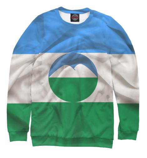 Свитшот Print Bar Кабардино-Балкария футболка рингер printio республика кабардино балкария нальчик