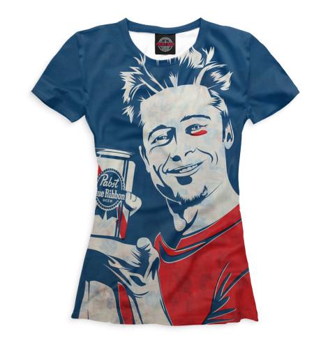 Женская футболка Тайлер Дёрден