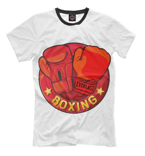 все цены на Футболка Print Bar Boxing