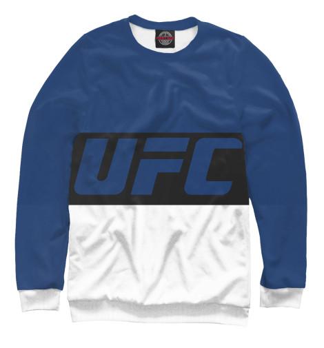 Свитшот Print Bar UFC BLUE ufc 2 ps4