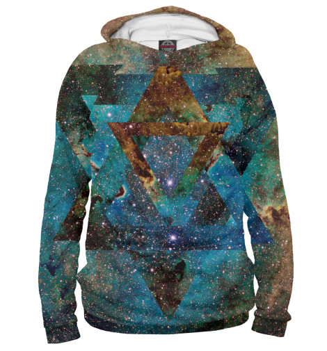 Худи Print Bar Deep Space худи print bar space nebula