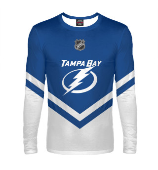 Мужской лонгслив Tampa Bay Lightning