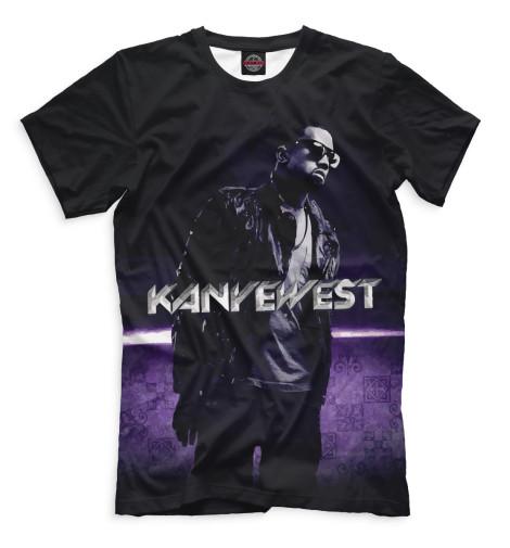 Мужская футболка Kanye West