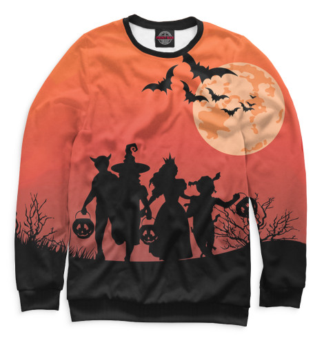 Мужской свитшот Halloween