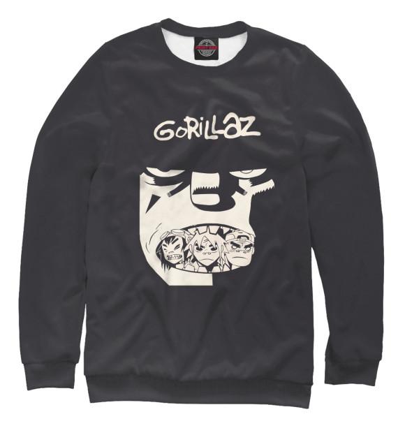 Купить Свитшот для девочек Gorillaz GLZ-970316-swi-1