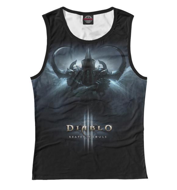 Купить Женская майка Diablo III DIO-804126-may-1
