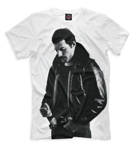 Мужская футболка Freddie Mercury Print Bar QUE-882838-fut-2