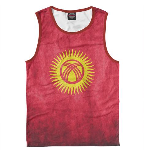 Купить Майка для мальчика Флаг Кыргызстана CTS-808152-may-2