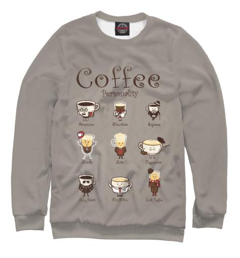 Свитшот Print Bar Coffee Personality