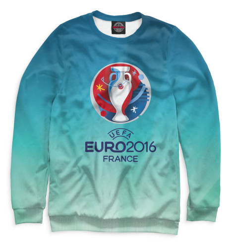 Мужской свитшот Евро 2016