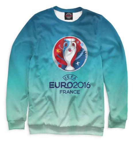 Женский свитшот Евро 2016