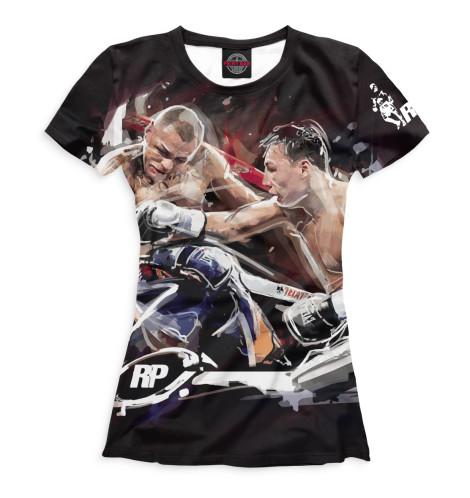Женская футболка Siberian Rocky