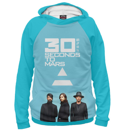 Худи Print Bar 30 Seconds to mars худи print bar mars adventure camp