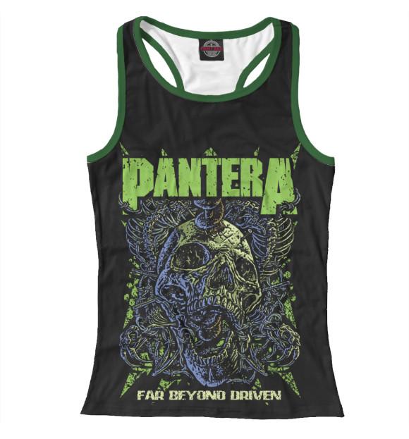 Купить Женская майка-борцовка Pantera PNT-398392-mayb-1
