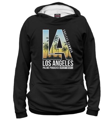 Худи Print Bar Los Angeles los angeles azules velaria feria de durango