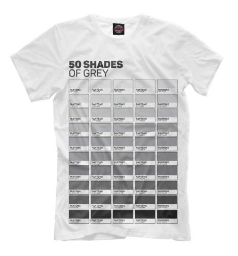 купить Футболка Print Bar 50 shades недорого