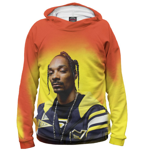 Худи Print Bar Snoop Dogg худи print bar uncharted 4 путь вора
